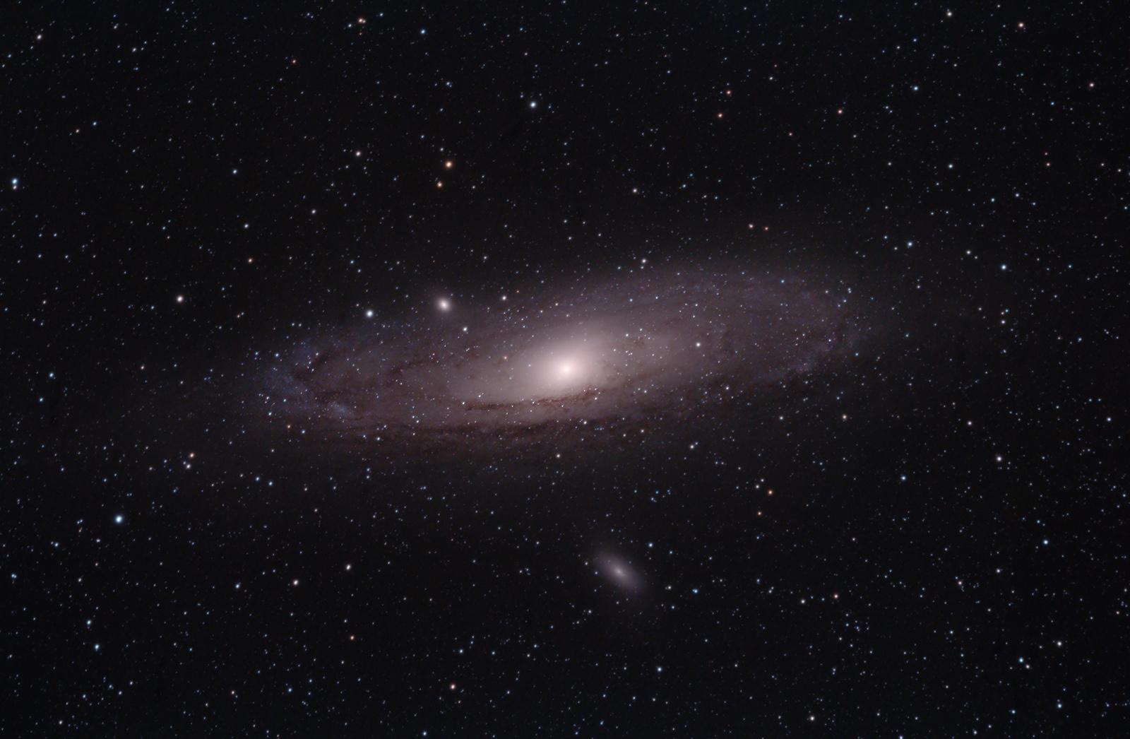 andromeda galaxy images - HD1600×1046