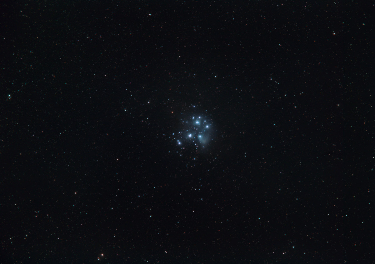 pleiades star cluster subaru - photo #16